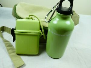 National Trust Waist Bum Bag - comes with NT Bottle and NT waterproof cash stash