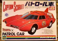 CAPTAIN SCARLET PATROL CAR MODEL KIT NIB Japanese IMAI