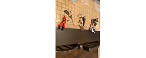 Trigun The Planet Gunsmoke Action Figure Set by Kaiyodo