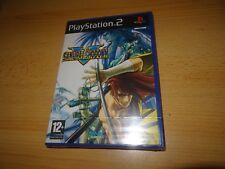PS2 Samurai Shodown V Reino Unido PAL, nuevo y sellado de fábrica de Sony