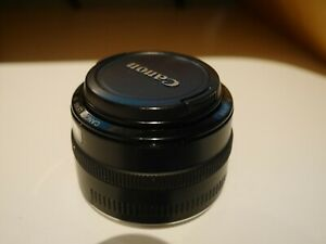 Canon EF 35mm 1:2 f/2 Fixed Prime Lens for EOS DSLR