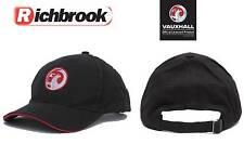 Richbrook Genuine Vauxhall Car Sports Show Racing Event Baseball Cap Hat