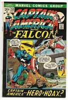 Captain America #153 (September 1972, Marvel Comics)