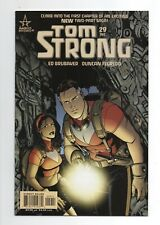 Tom Strong issue #29 - America's Best Comics 2004 - Ed Brubaker - VF+ Condition