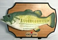 The Singing Big Mouth Billy Bass Bass Fish - Parts Only-Doesn't Work 1999 Gemmy