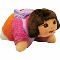 "DORA The Explorer PILLOW PETS  soft plush pillow NWT  Nickelodeon 18"" or 11"""