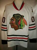 """Clark Griswold Chicago Blackhawks """"Christmas Vacation"""" CCM NHL Jersey XL"""