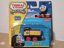 BRAND NEW Take Along/Take-n-Play Thomas 'DART' - discontinued - FREE P&P!