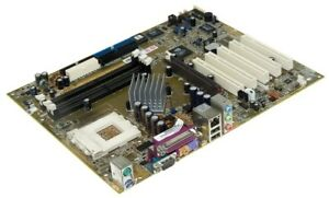 ASUS A7N8X MOTHERBOARD s462 DDR ATX PCI AGP