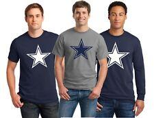 Dallas Cowboys T Shirt - Long Sleeve Tees - Sweat Shirts