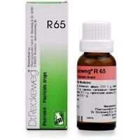 Dr Reckeweg Germany R65 Psoriasis Vulgaris Drops for Dry Skin,itching
