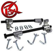 Coil Spring Compressor Tool Strut Remove Install Suspension Safe Lock HD