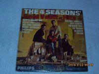 Gold Vault Of Hits By The 4 Seasons (Vinyl 1965 Philips) Original Record Album