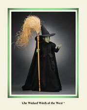 R John Wright Wizard of Oz Wicked Witch of the West Collectible Doll