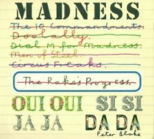 MADNESS oui oui si si ja ja da da (CD album, 2012) pop rock, very good condition
