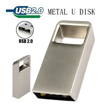 Mini Metall USB 3.0/2.0 64GB Flash-Laufwerke Speicher Stick Storage U Disk Lot