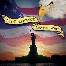 Lee Greenwood - American Patriot [New CD]