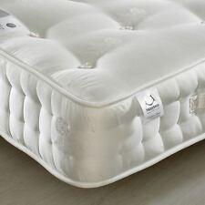 Happy Beds Mattress 3ft Single Organic 2000 Pocket Sprung Bedroom Furniture Home