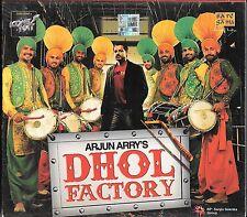 arjun de ARRY dhol Factory - Nuevo Bollywood CD