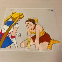 Sailor Moon Original Animation Cel Painting Anime from JAPAN r032