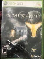 TimeShift (Microsoft Xbox 360, 2007) Complete