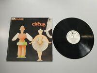 0920- CIRCUS BAGARRE (ITALO DISCO) PROMO ESPAÑA 1982 LP VIN POR VG DIS VG +