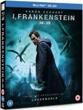 I Frankenstein Aaron Eckhart 3d 2d Blu-ray Reg 2