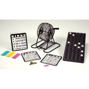 Classic Bingo Game With Random Ball Selector by Schylling