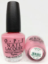 OPI Nail Lacquer- I Think in Pink NL H38 - 0.5oz/15ml
