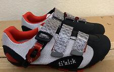 Fizik Shoes Men's Mountain Bike  M5 Size EU 41- USA 8 - UK 7 1/2 - Made In Italy