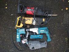 Bohrmaschine Fuchsschwanz Säbelzahnsäge Makita HP 1500 Dewalt DW 309