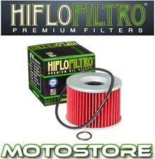 Hiflo Filtro de aceite con juntas tóricas Fits Yamaha Fj1200 1986-1995