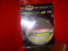 "DEI 010127 TITANIUM Exhaust Header Heat Wrap Shield 2"" X 50 ft"