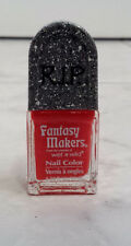 Wet N' Wild Fantasy Makers R.I.P Ghouls Rush In Orange Nail Color Nail Polish