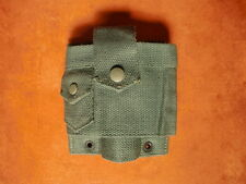 Portuguese Army M64 Canvas G3 Rifle Grenade Belt Pouch (Dilagrama) Original