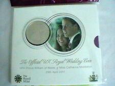 Royal Wedding & Royal Engagement Coin Proof Sets