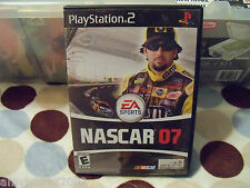 NASCAR 07 (Sony PlayStation 2, 2006)