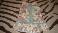 NWOT NEW TRISH SCULLY 12M 12 MONTHS FLORAL DRESS