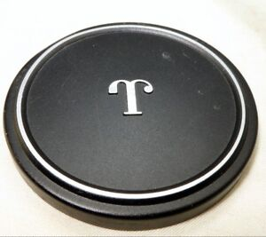 """""""T"""" METAL 62mm Lens Front Cap Slip on type"""