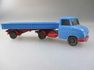 WIKING:o Pel Blitz Trailer Truck (Schub116)