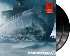 "Rammstein ""rosenrot"" remastered 180g heavyweight Vinyl 2LP Album 2005"