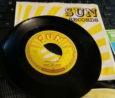 """SUN 356 Jerry Lee Lewis What'd I Say/Livin' Lovin"""" Wreck New Mint"""