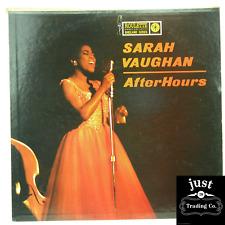 Sarah Vaughan – After Hours 1962 lp R-52070 - Jazz - EX