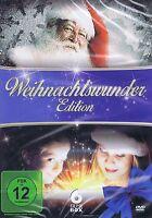 DOPPEL-DVD - Weihnachtswunder Edition - 6 Filme - Der Weihnachtsurlaub u.a.