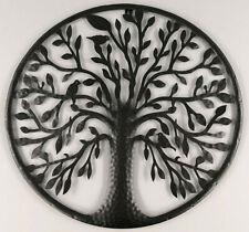 """Wanddeko """"Baum des Lebens"""" Lebensbaum 55cm Durchmesser, Eisen sehr stabil"""