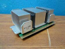 USED INTEL PENTIUM III 500/512/100/2.0V S1 CPU PROCESSOR & HEATSINK- SL35E