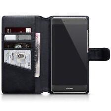 Étuis, housses et coques etuis portefeuilles noir pour téléphone mobile et assistant personnel (PDA) Huawei