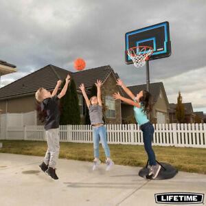 "LIFETIME 32"" PORTABLE YOUTH BASKETBALL HOOP"