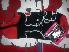 Cute Hello Kitty Authentic Sanrio 5 Pair Socks.