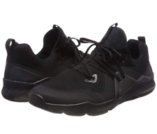 Nike Zoom Train Command Men's Training Shoes 922478 004 Triple Black Gym Workout
